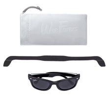 Load image into Gallery viewer, Polarized Sunglasses | Black | WeeFarers