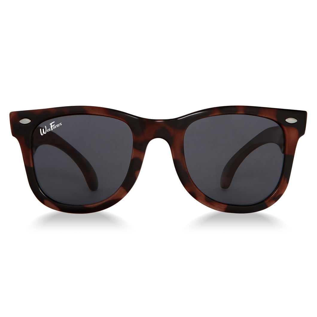 Polarized Sunglasses | Tortoise Shell | WeeFarers