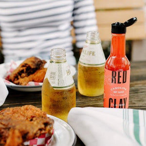 Carolina Hot Sauce | Red Clay