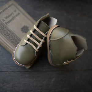 Milo Boot in Olive | Zimmerman Shoes