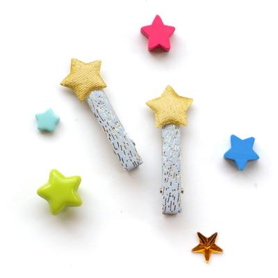 Twinkle Star Clips | Hello Shiso
