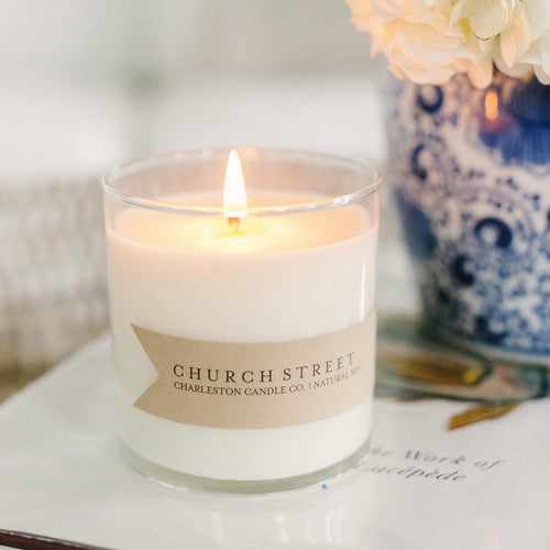 Church Street Candle | Charleston Candle Co