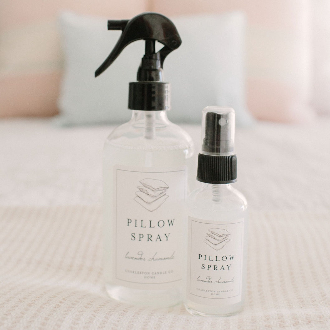 Lavender Chamomile Pillow Spray | Charleston Candle Co