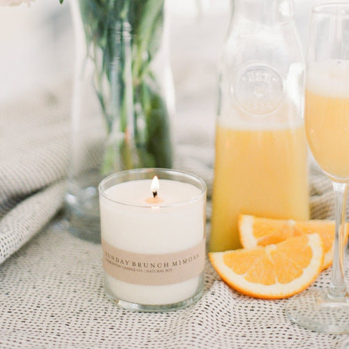 Sunday Brunch Mimosa Candle | Charleston Candle Co