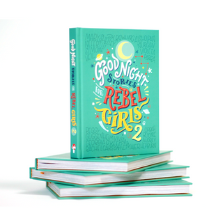 Goodnight Stories For Rebel Girls | Volume 2