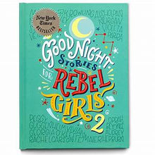 Load image into Gallery viewer, Goodnight Stories For Rebel Girls | Volume 2