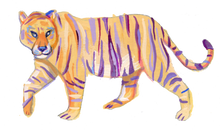 Load image into Gallery viewer, The Easy Tiger Swaddle | Saltwater Swaddles