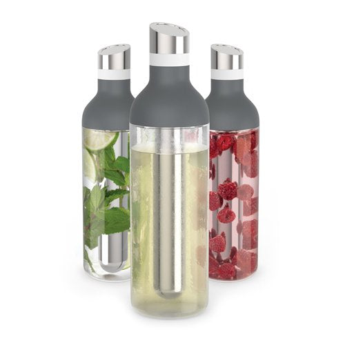 Glass Carafe Beverage Tea Wine Infusion Insulated Bottle