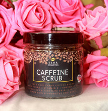 Load image into Gallery viewer, Vanilla Caffeine Face & Body Scrub - 250 gms - Esha Cosmetics