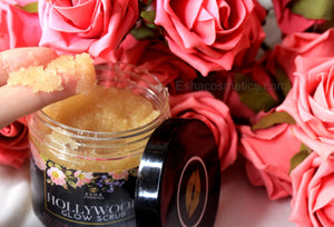Hollywood Glow Scrub - 250 gms - Esha Cosmetics