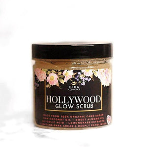 Hollywood Glow Scrub - 250 gms