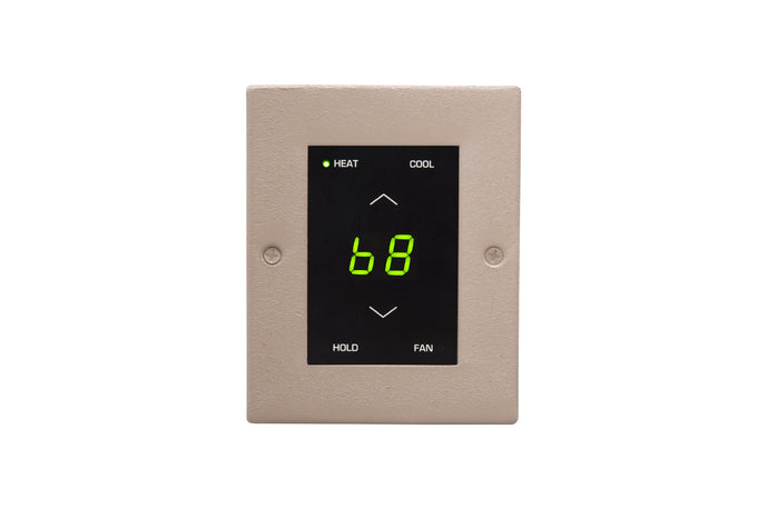BAYweb Thermostat Keypad (with Humidity Sensor Option)