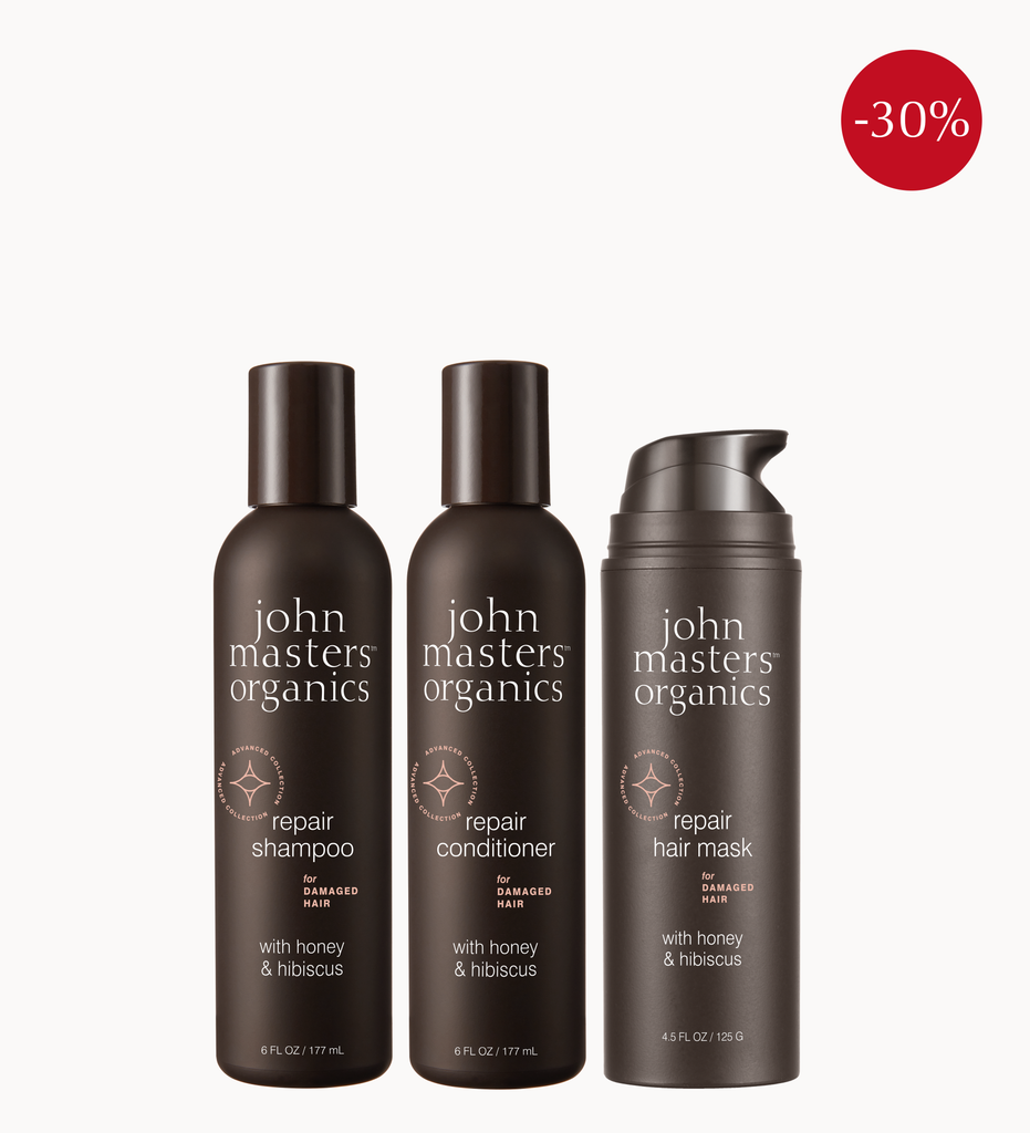 Advanced Repair for Damaged Hair Collection