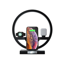 Load image into Gallery viewer, 4 in 1 Wireless Charger Lamp