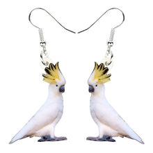 Load image into Gallery viewer, Acrylic Bird Earrings - GrandOakTree