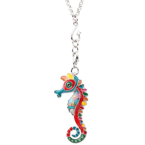 Hippocampus Necklace - GrandOakTree