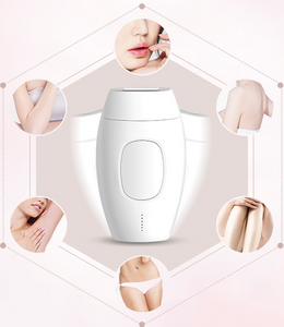 Permanent IPL Laser Hair Removal Device