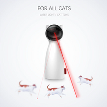 Load image into Gallery viewer, Smart Cat Laser Toy