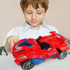 Dinosaur Transformed Toy Car - GrandOakTree