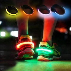 Outdoor LED Safety Shoe Clip - GrandOakTree