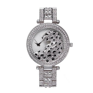 Miss Fox™️ Women Luxury Diamond Watch - GrandOakTree