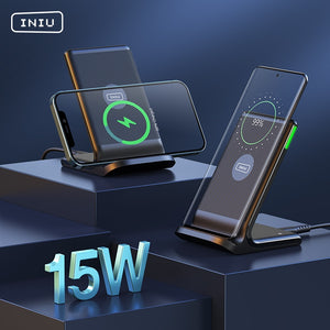 15W Qi Wireless Phone Charger