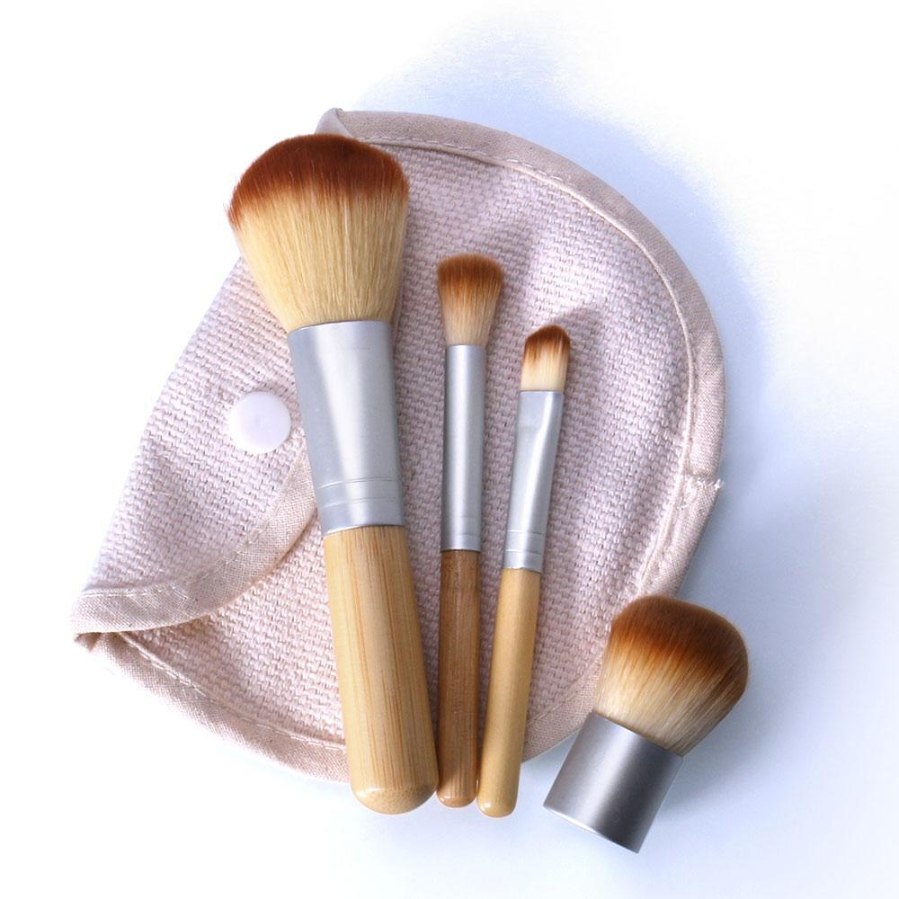 Bamboo Brush Set - GrandOakTree