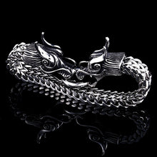 Load image into Gallery viewer, Dragon Head Bracelet - GrandOakTree
