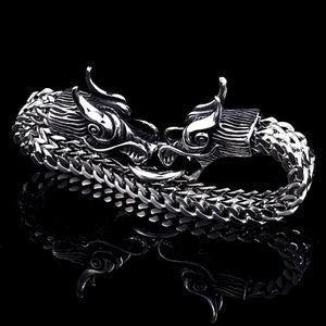 Dragon Head Bracelet - GrandOakTree