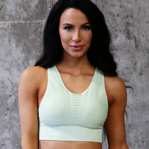 SALE Sports Bra - Mint