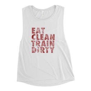 Train Dirty Muscle Tank
