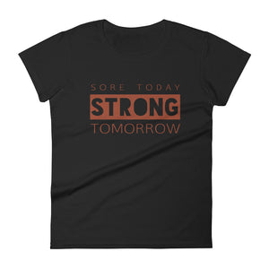 Maggie Strong Ladies Tee
