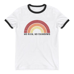 Rainbows Ringer Tee