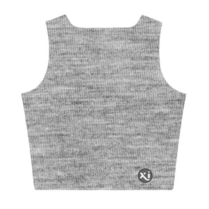 Brooklyn Heather Crop Top