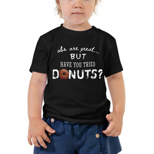 Chocolate Donut Kids Tee