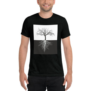 Tree Roots Men's Tri-blend Tee