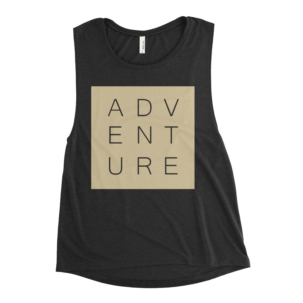 Ruby Adventure Muscle Tank