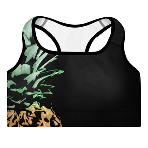 Maggie Pineapple Sports Bra
