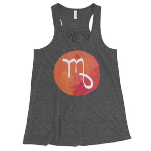 Virgo Earth Racerback Tank