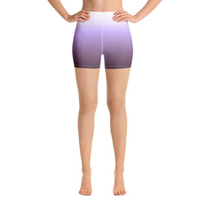 Penny Purple Ombre Shorts
