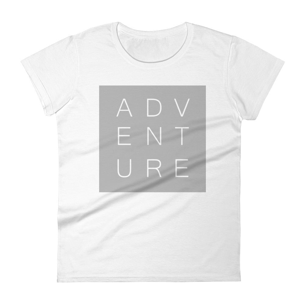 Swayzie Grey Adventure Ladies Tee