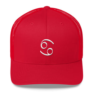 Cancer Zodiac Trucker Hat