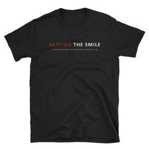Keeping The Smile Grassroots Charity Tee