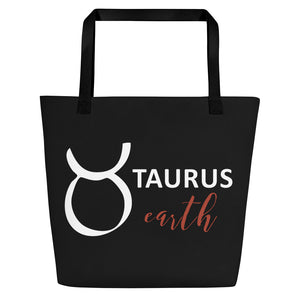 Taurus Earth Gym Bag