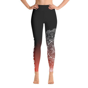 Zodiac Earth Signs Leggings