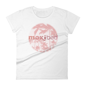Monroe Tropical Ladies Tee