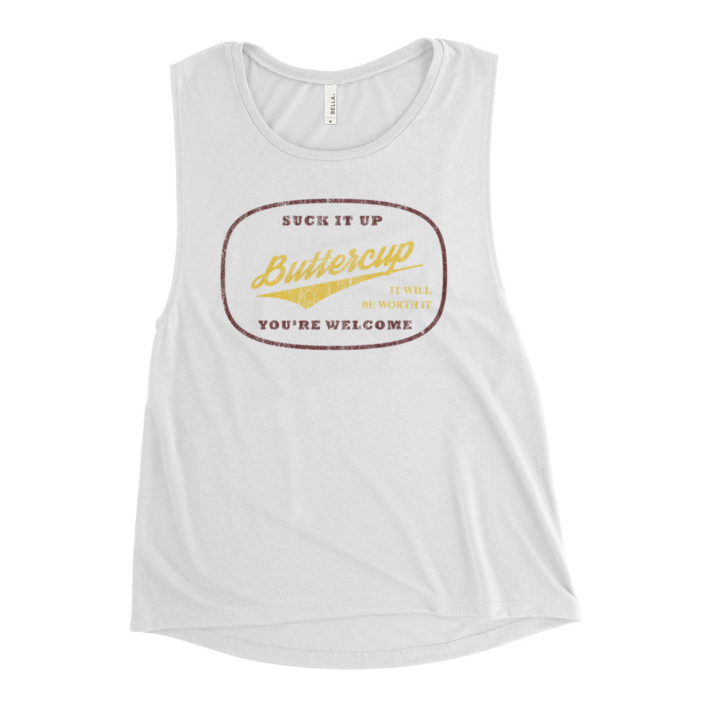 Riley Buttercup Muscle Tank