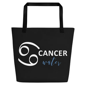 Cancer Water Gym Bag