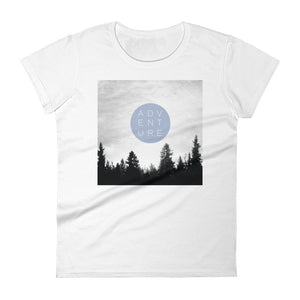 Penny Blue Adventure Ladies Tee