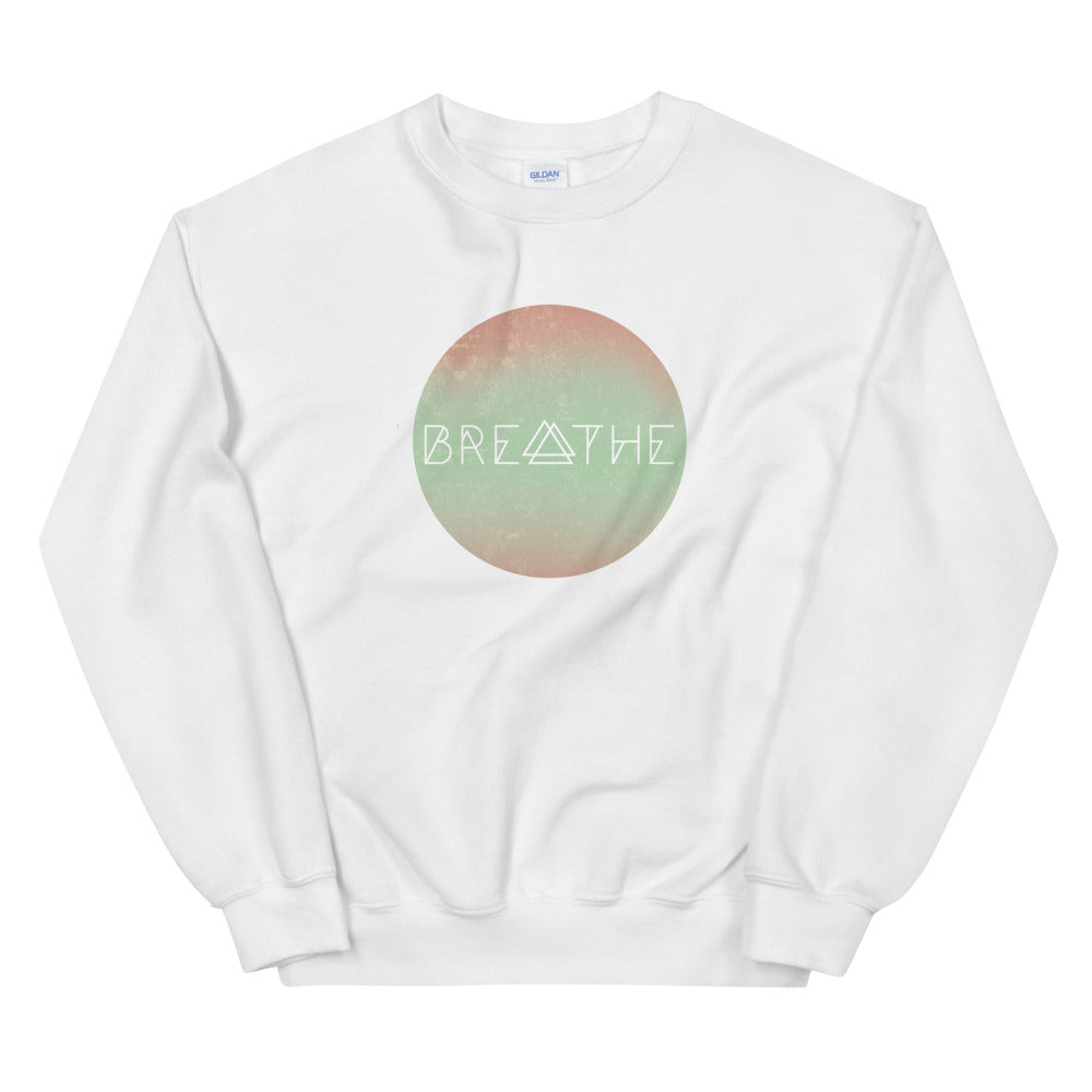 Breathe Green Mermaid Sweatshirt
